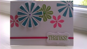 Ballet Thank You Card