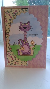 Jo Thank You Card