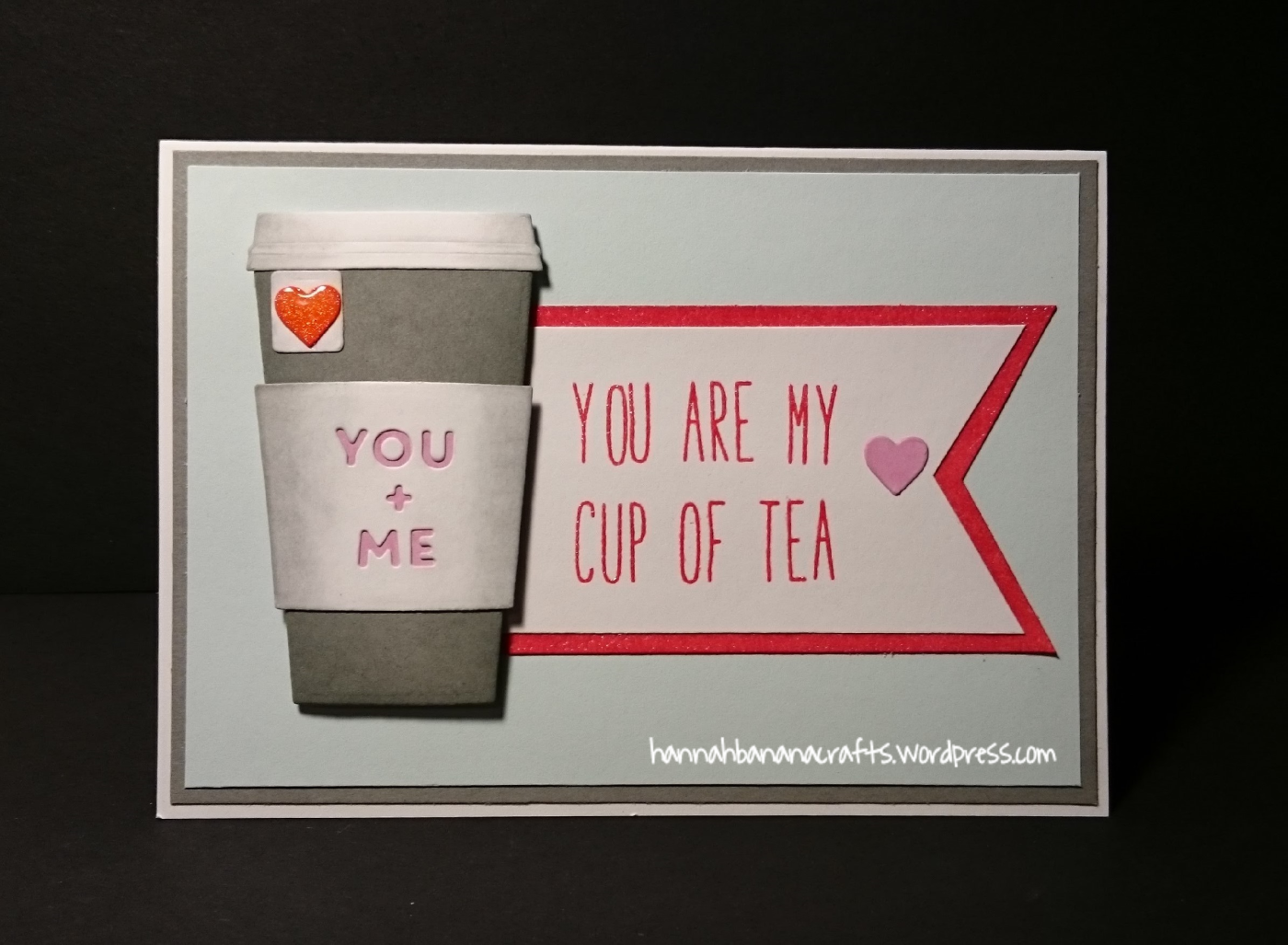 MFT coffe cup you are my cup of tea