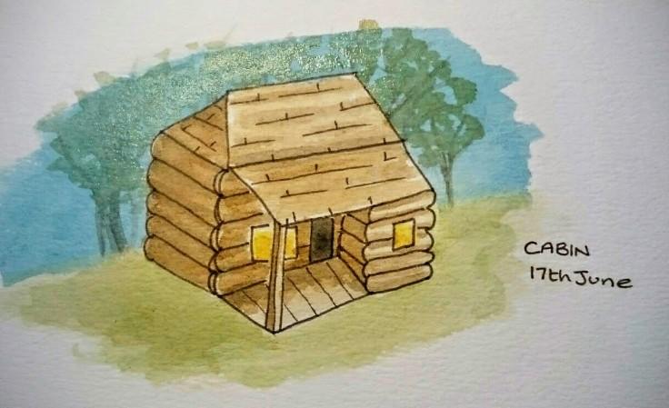 Doodle Cabin