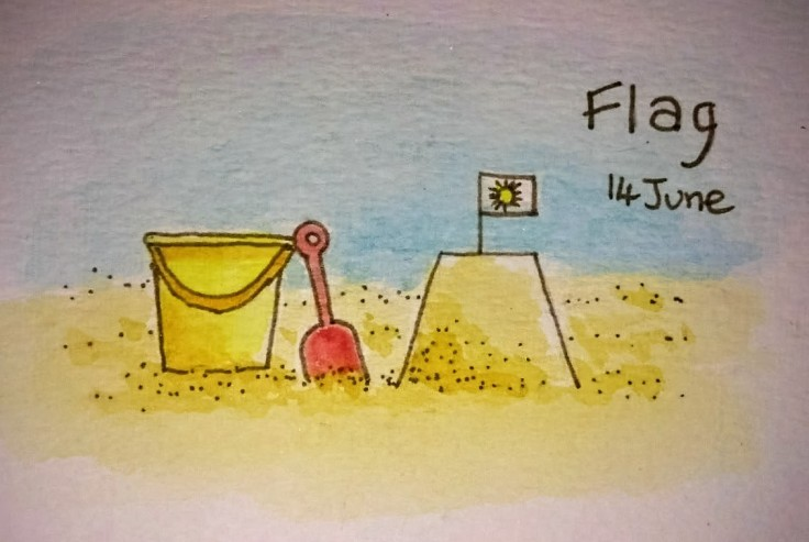 Doodle Flag