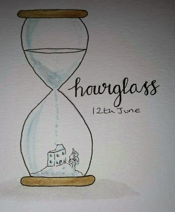 doodle Hourglass