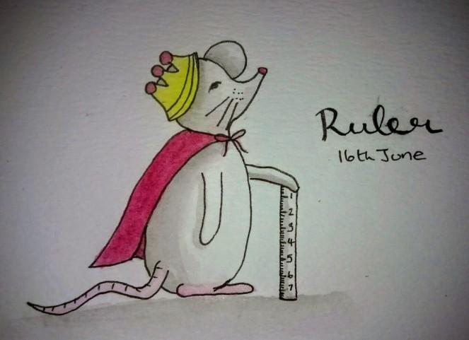 Doodle Ruler