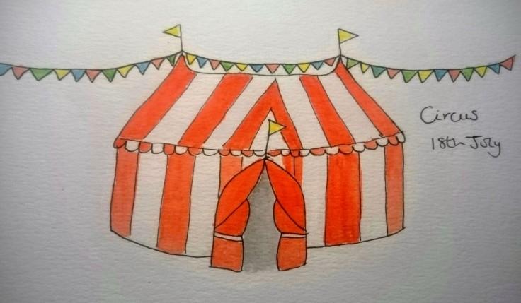 Doodle Circus