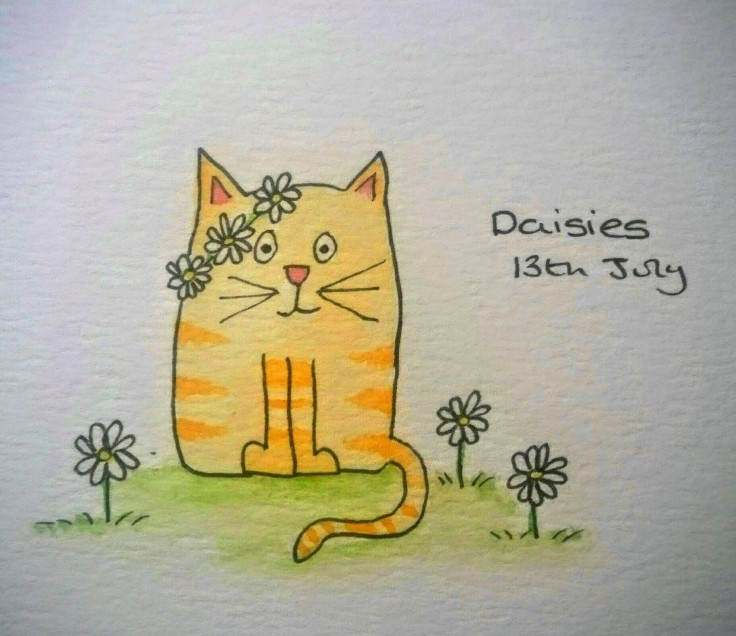 Doodle Daisies