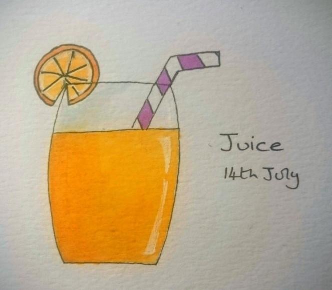 Doodle Juice