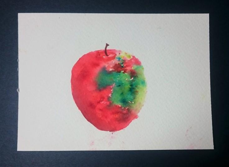 Brusho Apple