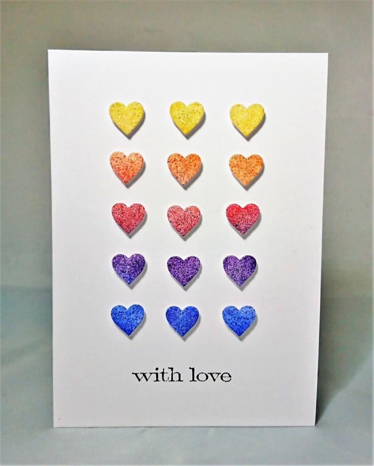 Anniversary card 1