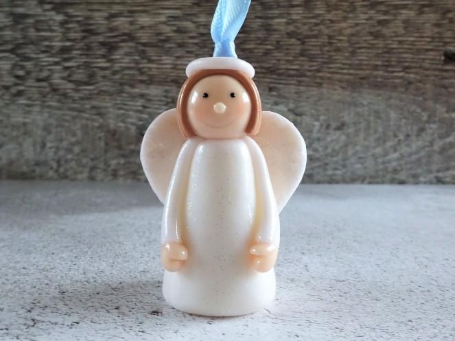 Polyner clay angel