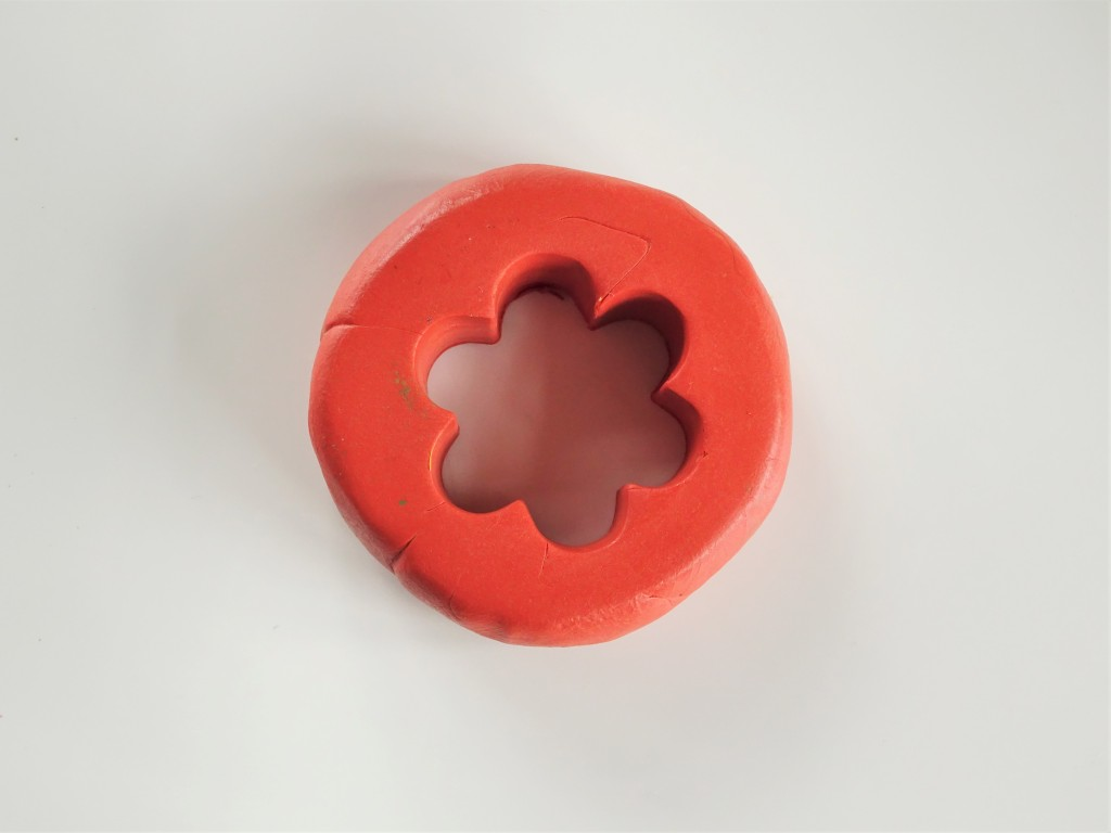 Easy beginner polymer clay flower cane