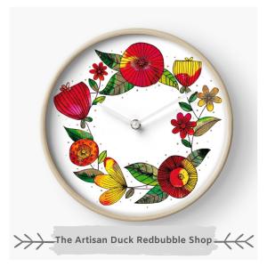 The Artisan Duck Redbubble Shop