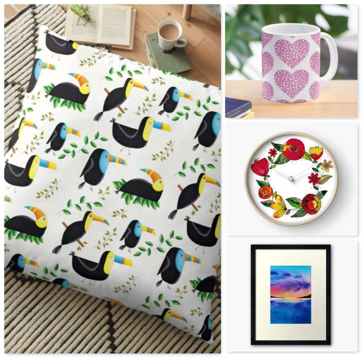 the-artisan-duck-illustrations-redbubble-shop